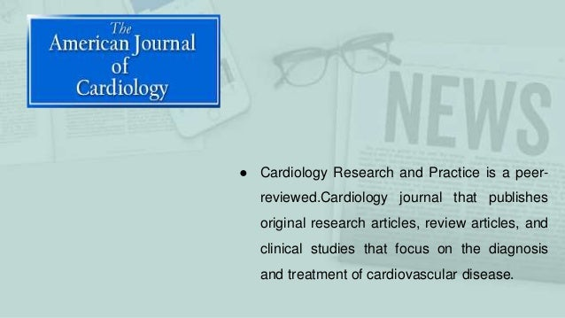 Journal of Nuclear Cardiology Research