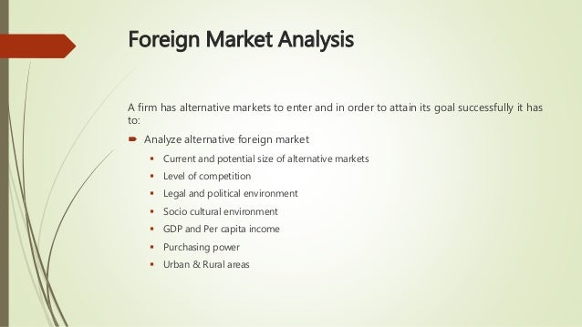 entering the foreign market Learn what licensing is, plus understand the benefits of it in order to penetrate a new foreign market.