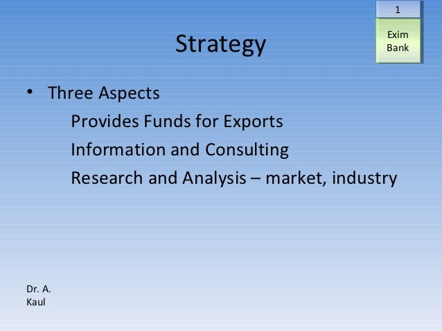 Objectives of India Export-Import Exim Policy