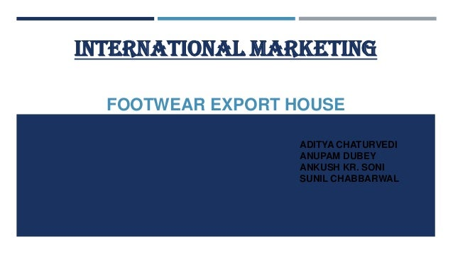 footwear international case study analysis Product lifecycle management and compliance with international standards: a case study analysis in the footwear product lifecycle management and compliance.
