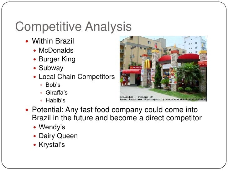 dairy queen swot analysis Dairy queen's top management to research and analyze different strategies for the introduction into new zealand's food market within this report, we will focus on the.