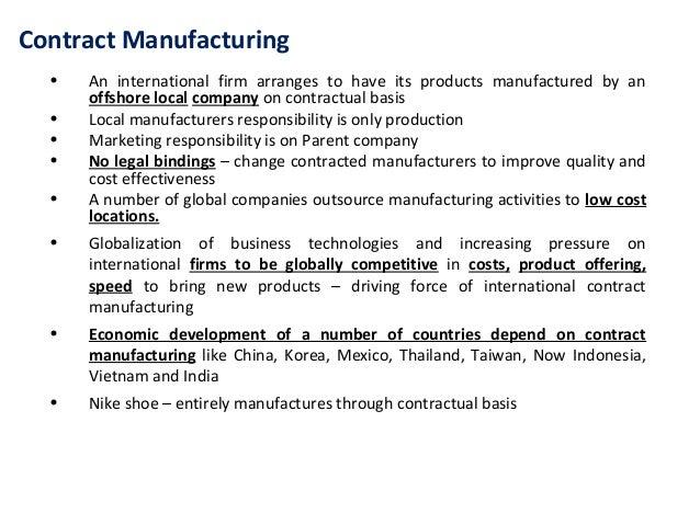 International marketing textiles and garments contract manufacturing platinumwayz