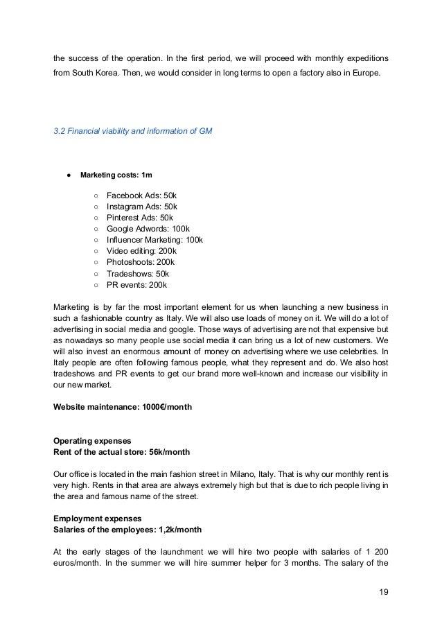 1abb46ad9d66 Project - International marketing plan