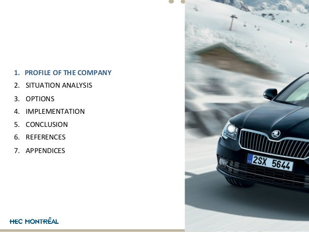 skoda marketing plan On volkswagen marketing strategies and marketing mix skoda and its positioning strategy skoda is an automobile manufacturing and marketing company based on it must have an ethical marketing plan: individual reflective essay id number: term and year marketing plan: individual.