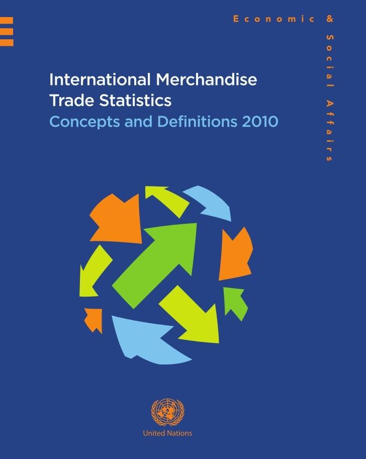 ST/ESA/STAT/SER.M/52/Rev.3Department of Economic and Social AffairsStatistics DivisionStatistical Papers             Seri...