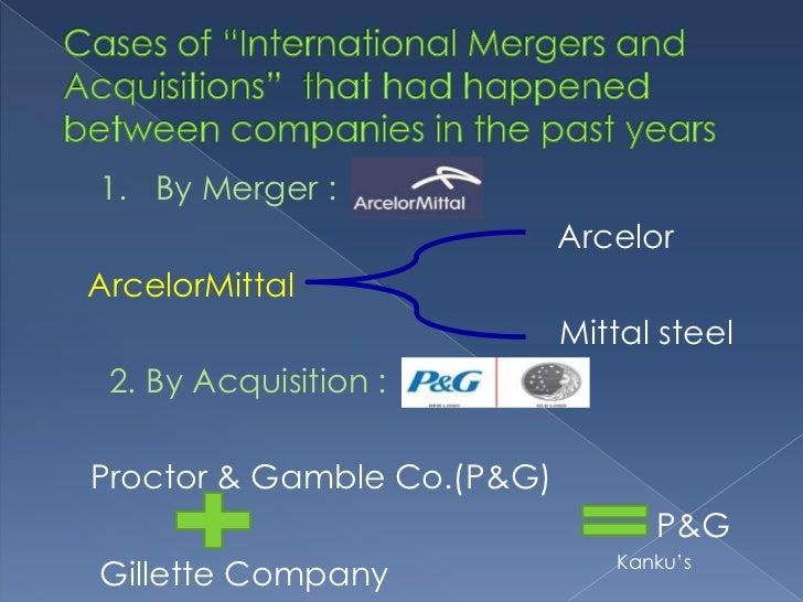 Procter & Gamble Acquires Gillette