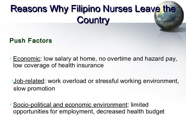 International Migration of Nurses: Introduction
