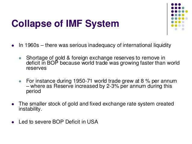 Bop deficit cause depletion for forex reserves