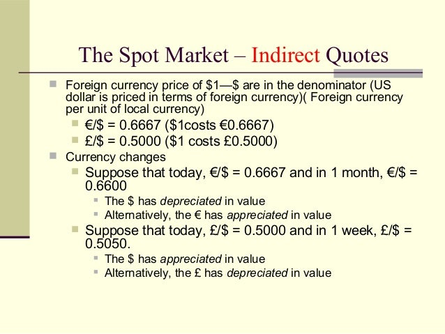 How Do You Find Exchange Rates Between Foreign And
