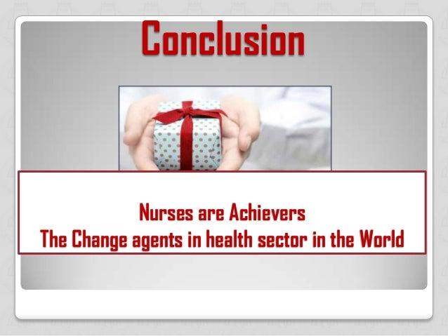 Nurses role in mdgs