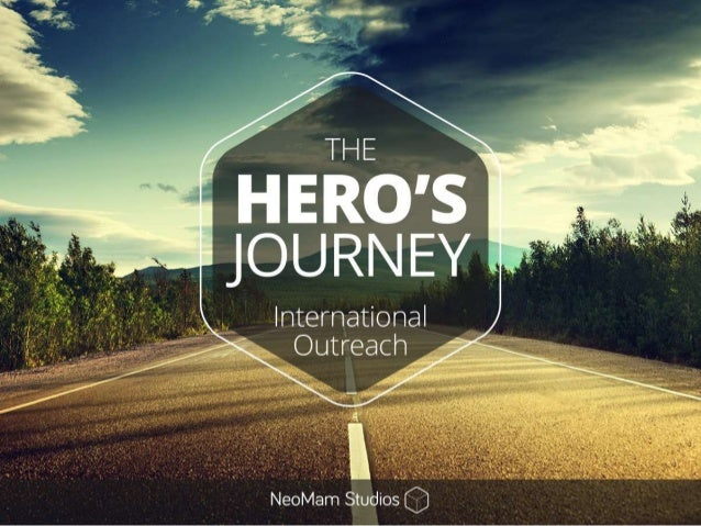 JOURNEY  International ,  Outreach        NeoMam Studios
