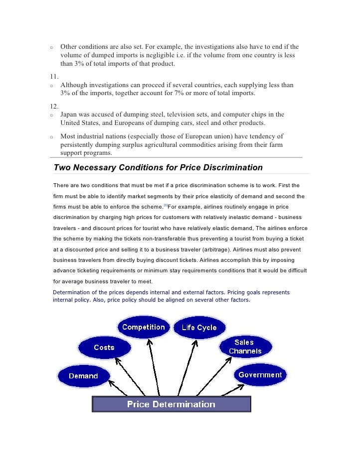essay questions on price discrimination College essay writing service question description term paper on price discrimination you will research and find an article that covers the topic you have chosen.