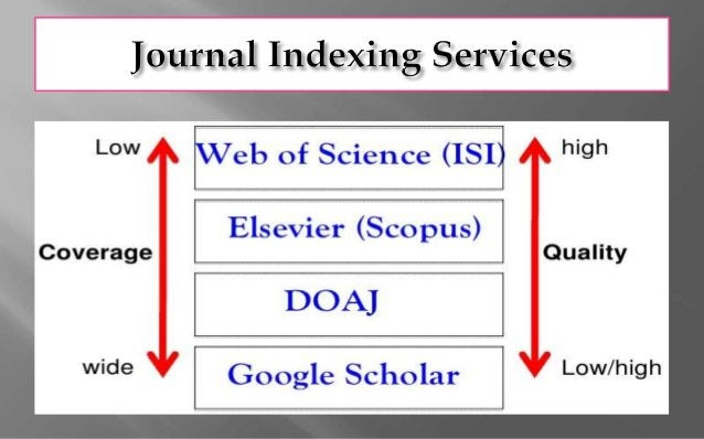  Select the best manuscript for the journals.  Improve the quality of the published papers.  Determine the importance o...