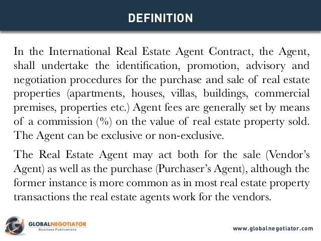 Real Estate Agent Commission Agreement Sample Roho4senses