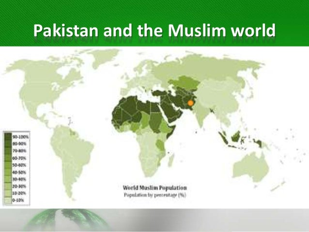 pakistan relationship with muslim world
