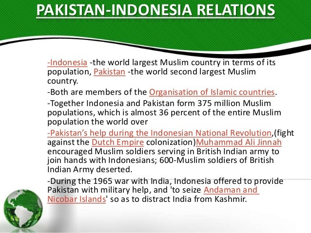international relations between indonesia middle east The international relations of the middle east 1 university of oxford, department of politics and international relations hilary term 2008 the international relations of the middle east.