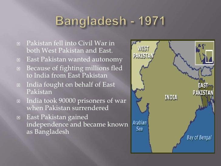 International Relations Between India And Pakistan