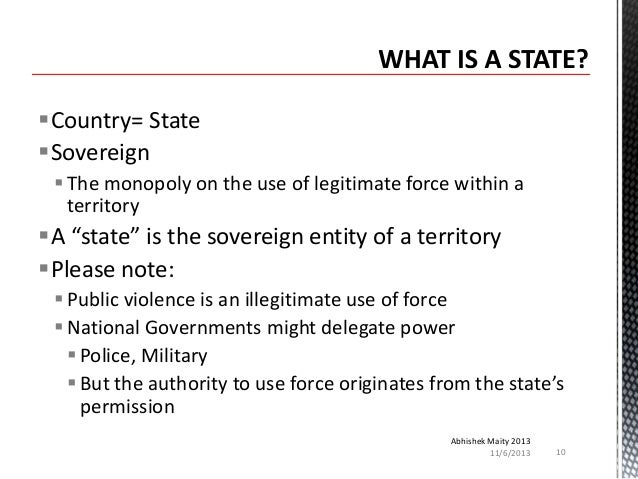2013-2014 International Relations Lecture Slides
