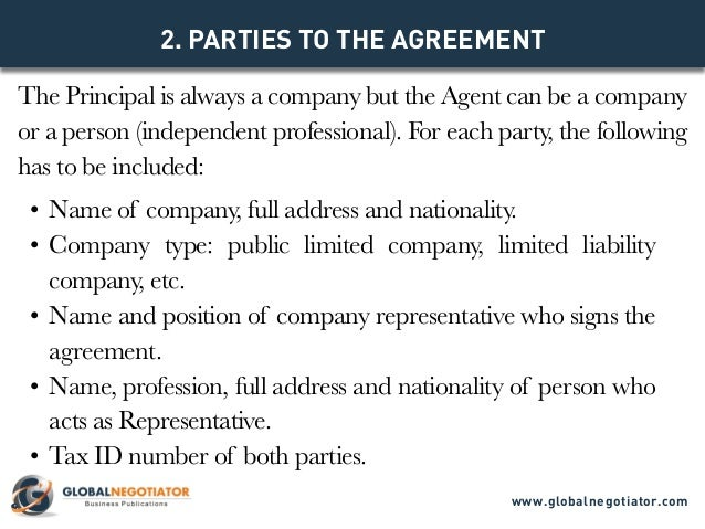INTERNATIONAL SALES MISION AGREEMENT