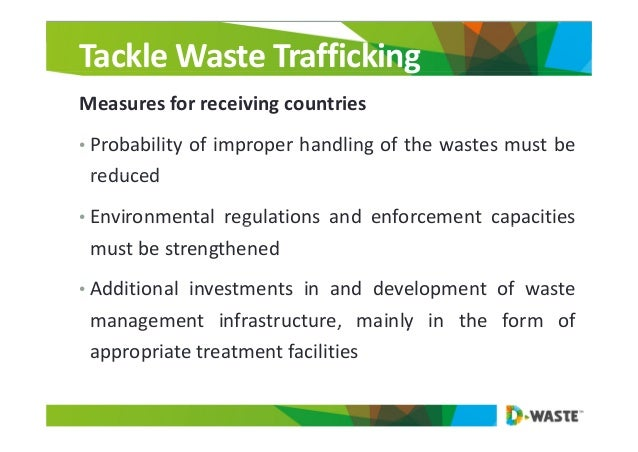 level of awareness of improper waste disposal essay Environmental awareness and education: a key approach to solid waste  management (swm) – a case study of a university in malaysia by asmawati  desa.