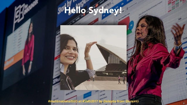 Multinational SEO Success #SMS2017 Slide 2