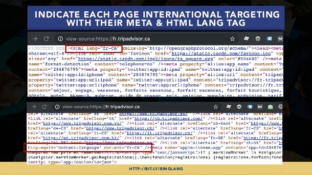 #INTERNATIONALSEO BY @ALEYDA FROM #ORAINTI AT #SHENZHENSEOCONFERENCE INDICATE EACH PAGE INTERNATIONAL TARGETING WITH THEIR...