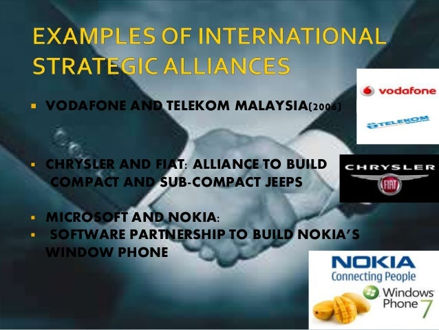 internal development and strategic alliance This essay will compare internal development (organic development) with strategic alliances and look at whether it is better for the organisation.