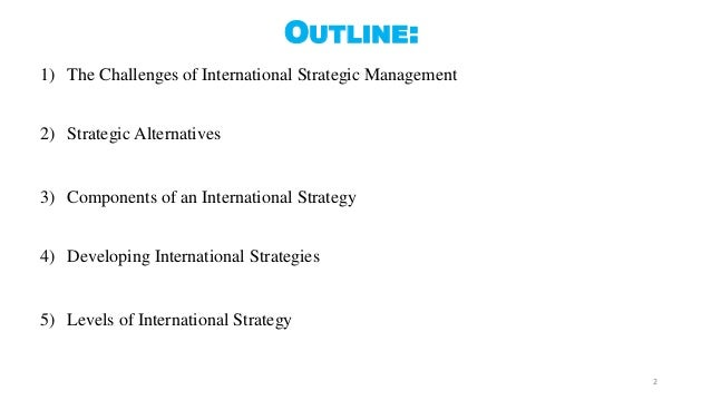 international strategic management Marriott competitive strategy uploaded  company's system were operated under management agreements marriot international adopted the strategy of.