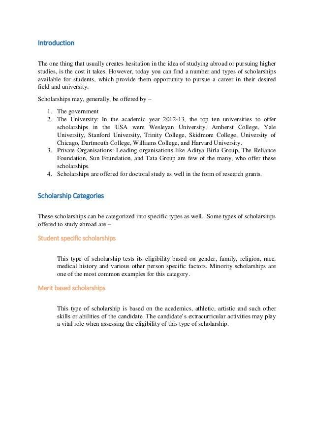 L'oreal Essay Scholarships - image 10