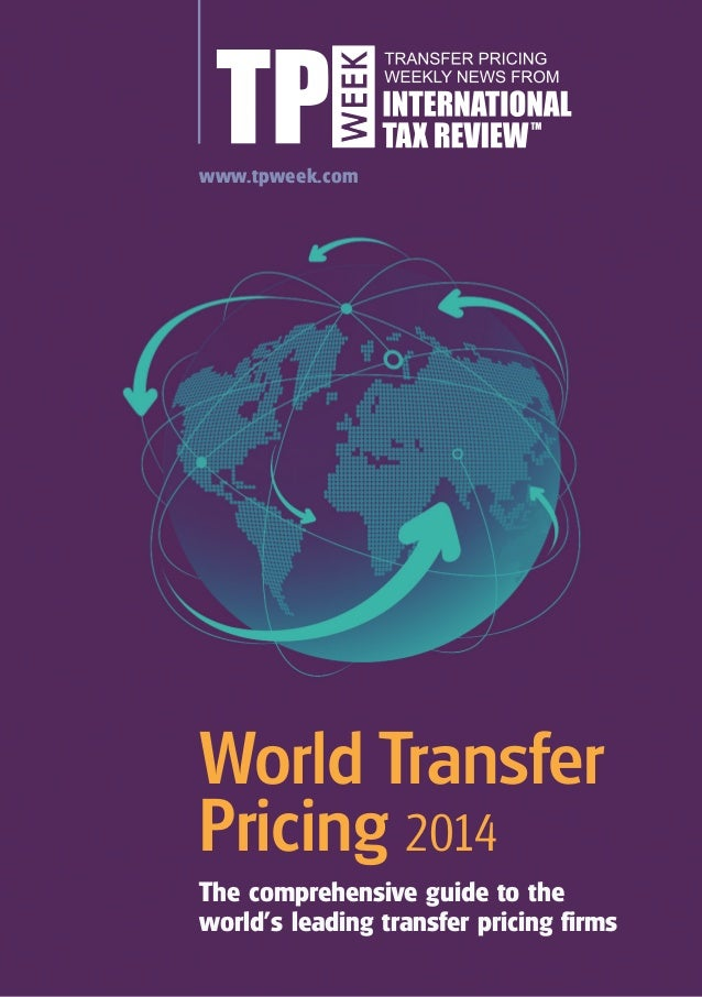 taxation in the u s transfer pricing The world's largest gathering of transfer pricing staging of tp minds international global summit series on transfer pricing and international tax.