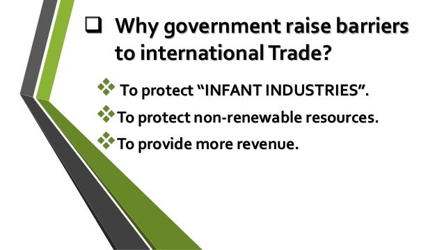 evaluate the role of international trade International business is the core theme in conducting business in current era of globalization in the competitive environment, businesses are com.