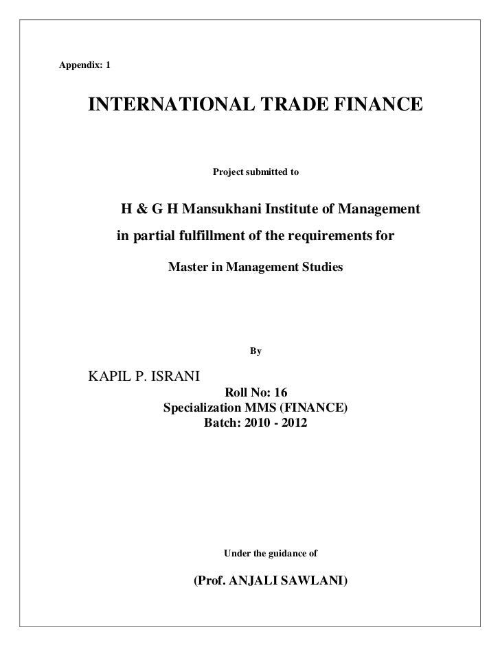 Trade finance investments plc training forex dealer salary in india