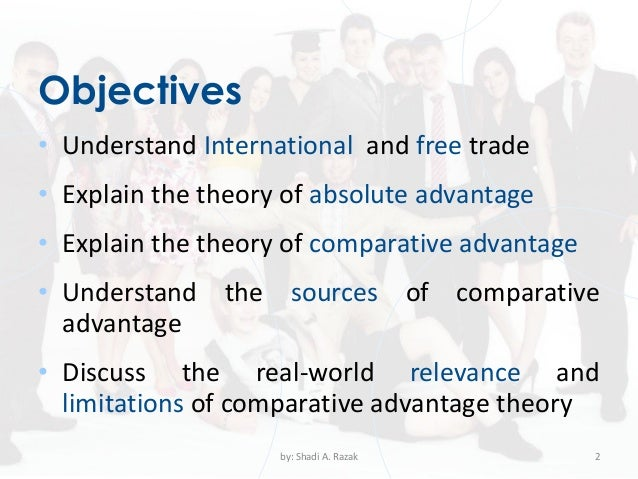discuss theory of comparative advantage logitech In competitive advantage through the employees we need a theory of strategy, which acknowledges both and does not downplay one or the other schermerhorn , 1993 defines strategy as a comprehensive plan of action that sets critical.