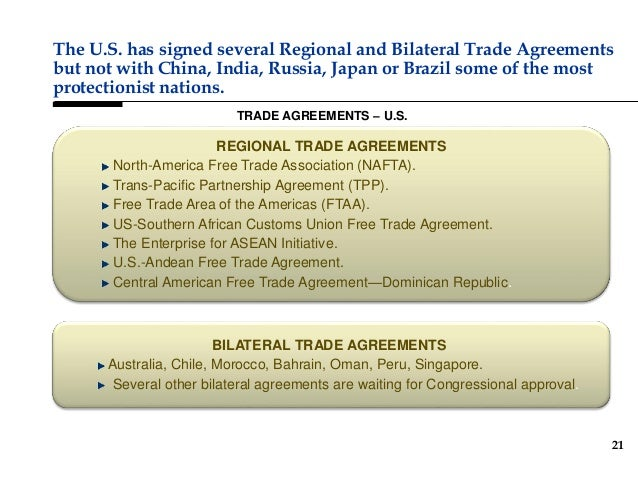 Free Trade Without Fair Trade How Should The Us React To Ad