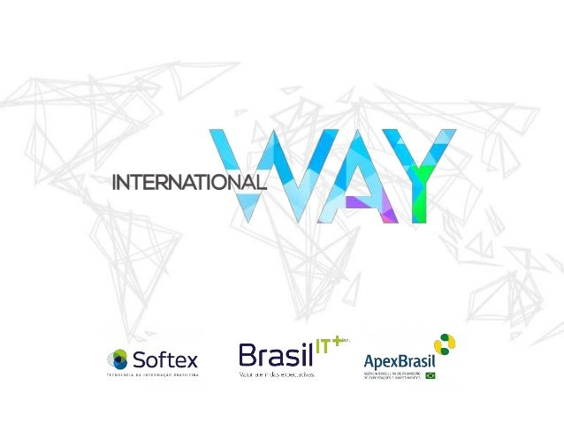 International Way Modelagem de Negócios Internacionais em TI cc: Nanagyei - https://www.flickr.com/photos/32876353@N04