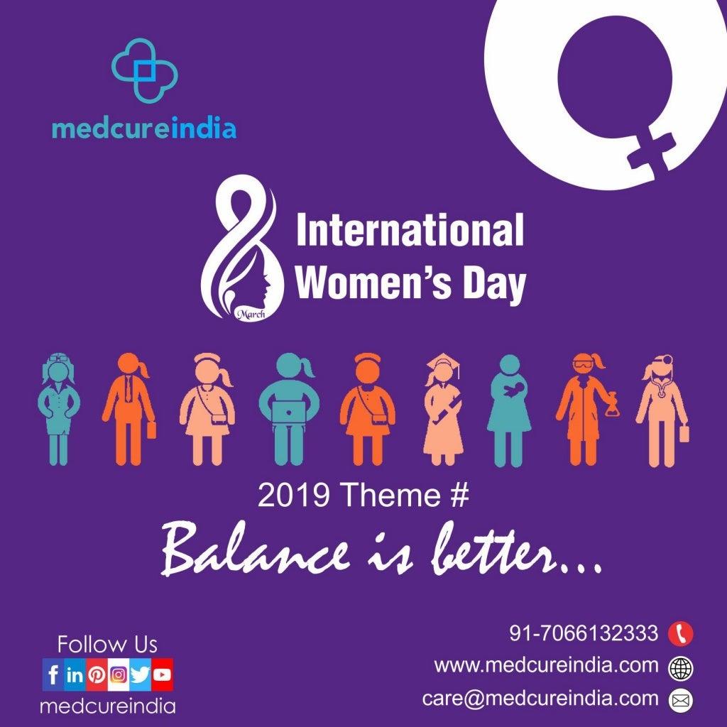 International Women's Day (IWD) 2019