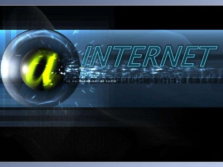 INTERNET<br />