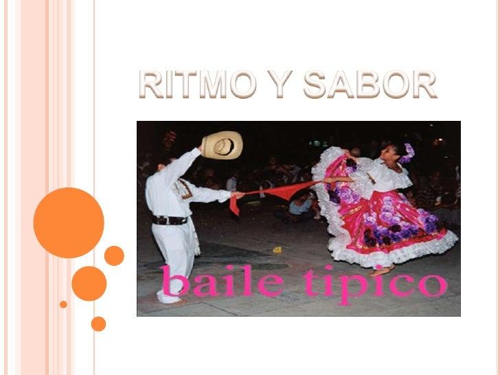 RITMO Y SABOR<br />