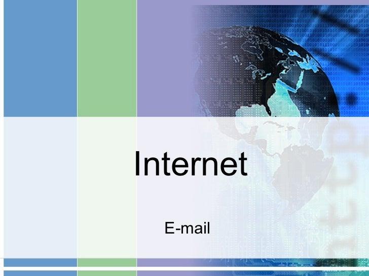 Internet E-mail