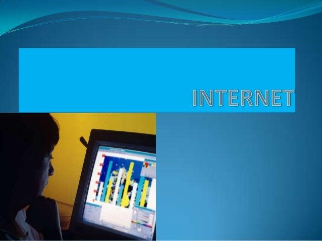 Se Podría decir que Internet está formado por una gran cantidad de ordenadores que pueden intercambiar información entre e...