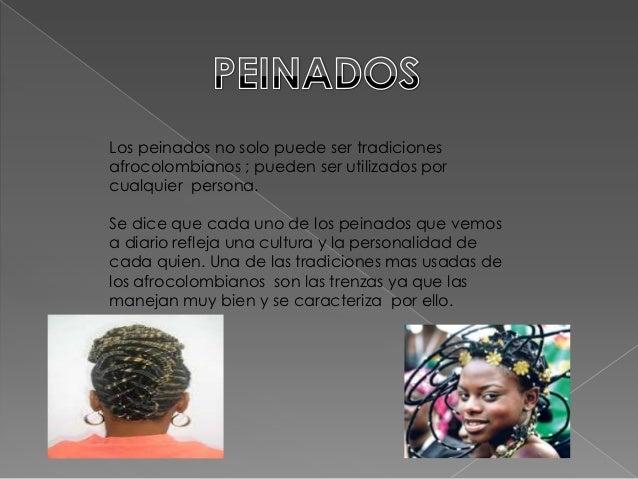 Tradiciones Afrocolombianas