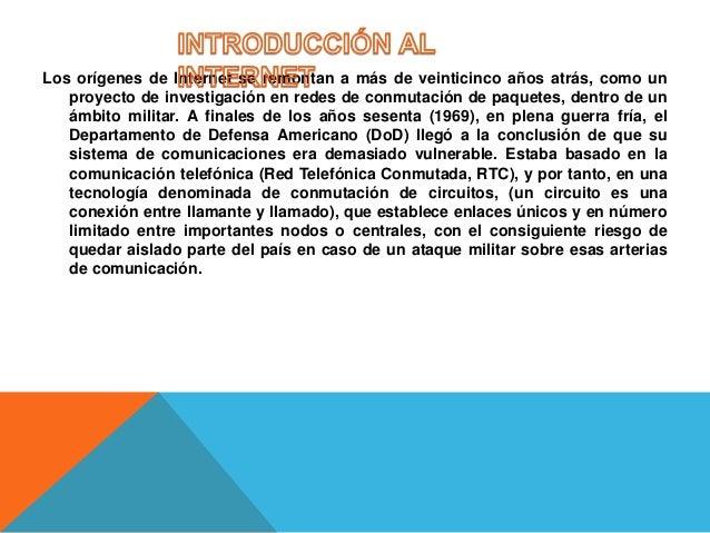 Internet TICS Slide 2