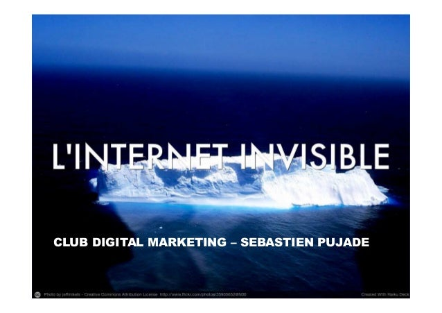 CLUB DIGITAL MARKETING – SEBASTIEN PUJADE