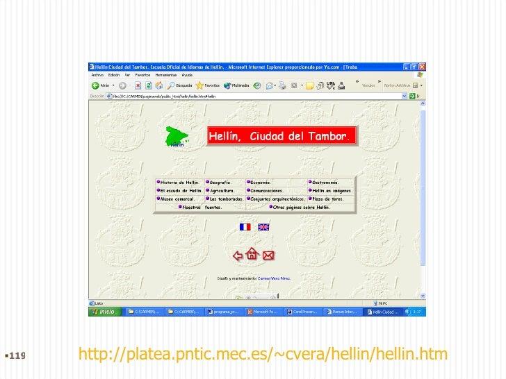 http://platea.pntic.mec.es/~cvera/hellin/hellin.htm <ul><li></li></ul>