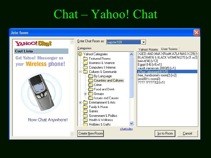 yahoo mail help chat programs