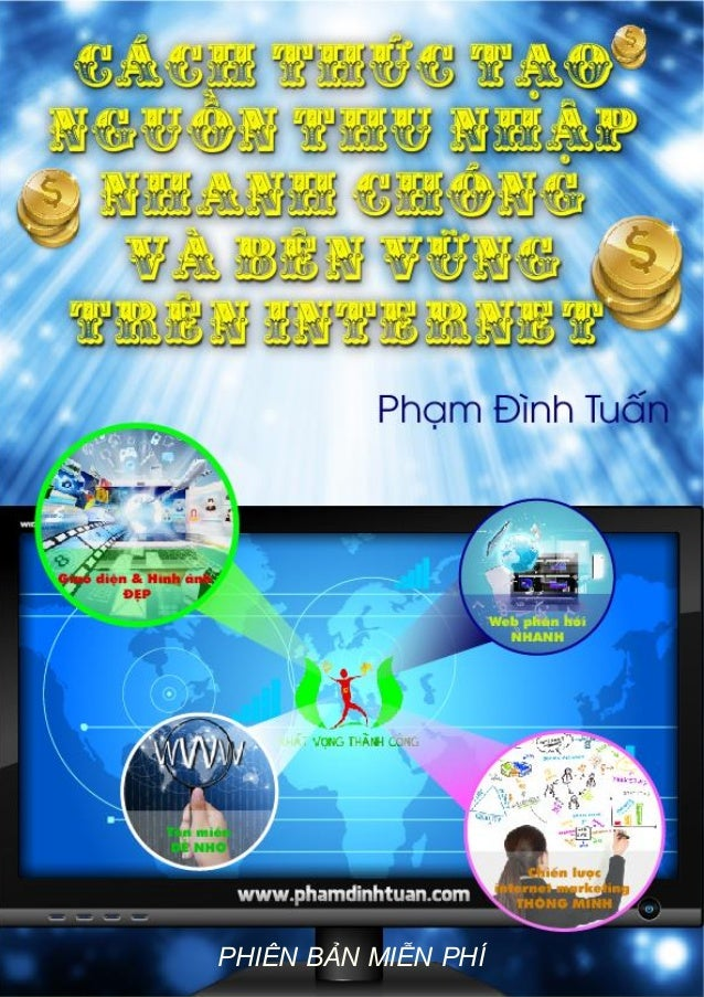 1 trên 111 www.phamdinhtuan.com dinhtuan@phamdinhtuan.comPHIÊN BẢN MIỄN PHÍ