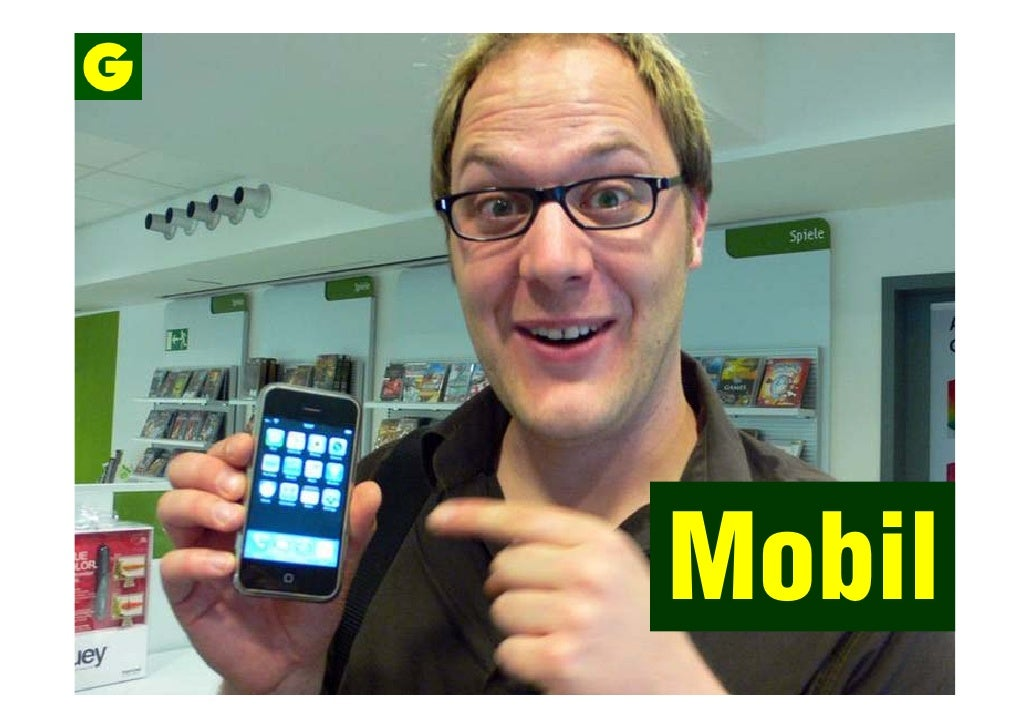 Internet: Mobil, Lokal, Sozial Slide 2