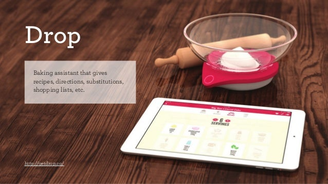 Petnet  Petnet will control your pet's  feeding from anywhere and tracks  their nutrition.  http://www.petnet.io/