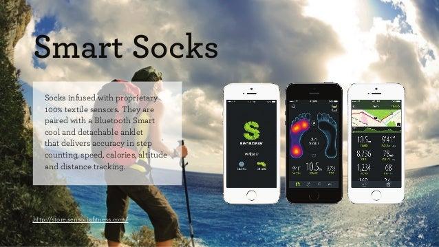 Sense by Hello  Sense makes smart devices to  track sleep behavior and monitor  sleeping environment.  http://hello.is/