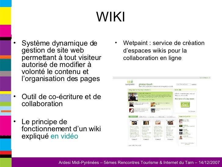 Wiki de service de rencontres en ligne